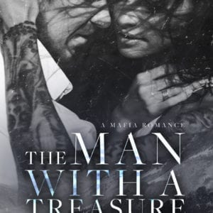 The Man with a Treasure book cover by India R Adams